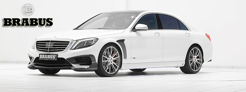 Mercedes-Benz S63 AMG by Brabus acg automotive